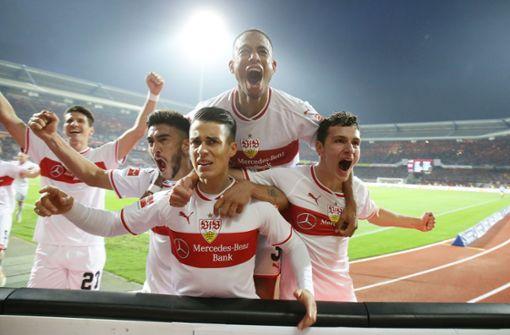 So liefen die vergangenen zehn Spiele gegen den 1. FC Nürnberg