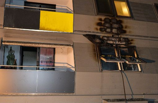 Zwei Mädchen bei Wohnungsbrand getötet