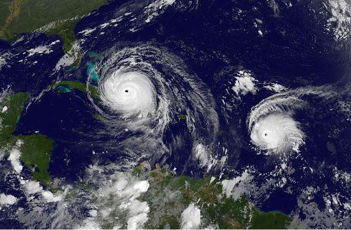 Hurrikan Jose wird als extrem gefährlich eingestuft