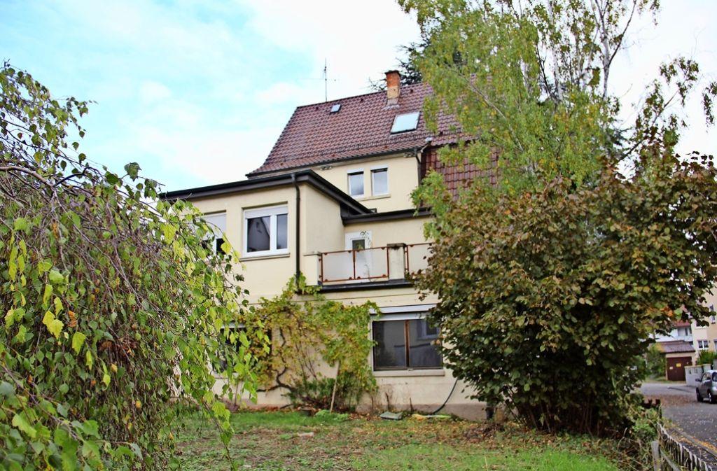 Der  Caritasverband  hat ein Grundstück in Feuerbach  gekauft und plant  einen Neubau an der Lindichstraße 6 bis 8. Foto: Georg Friedel