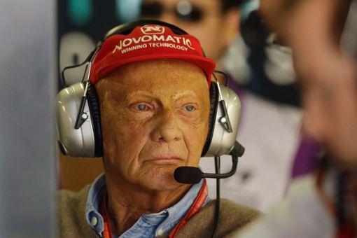 Niki Lauda stirbt mit 70 Jahren