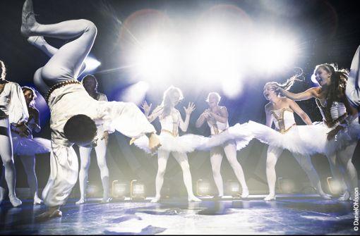 Engergiegeladenes Spektakel bald in Stuttgart
