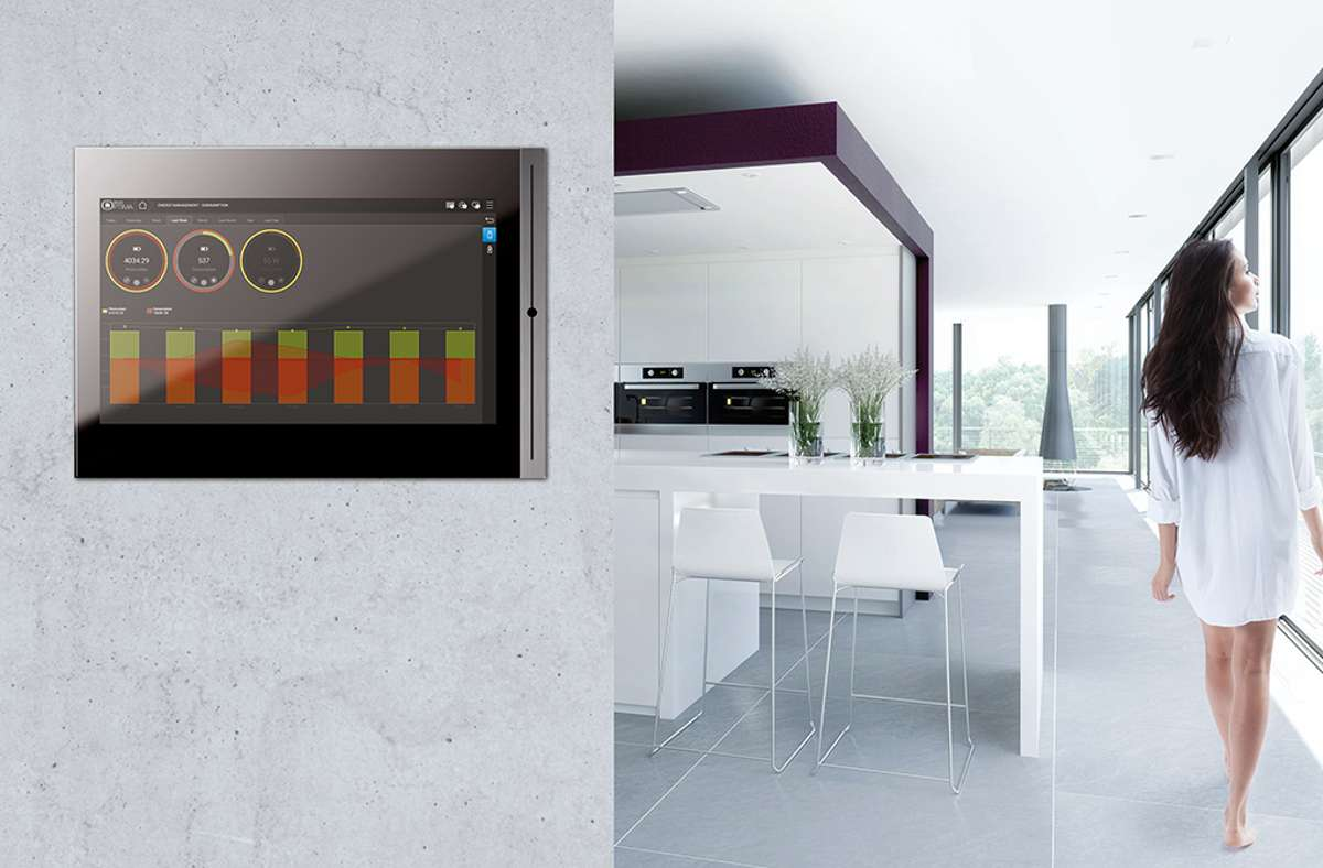Energiemanagement einfach gemacht mit DIVUS OPTIMA  Foto: DIVUS
