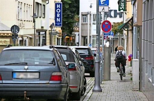 Ins Thema  Parken kommt Bewegung