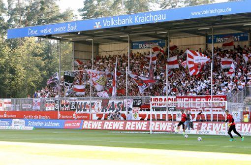 Entlastungszug für mitreisende VfB-Fans geplant