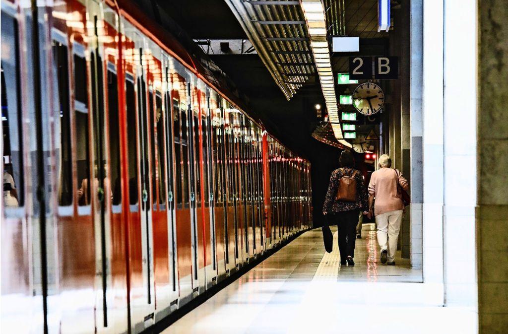 Die Neubaustrecke bringe Filderstadt gar nichts, wenn die Trasse nicht irgendwann auch ins Neckartal verlängert würde, sagen manche. Foto: Thomas Krämer