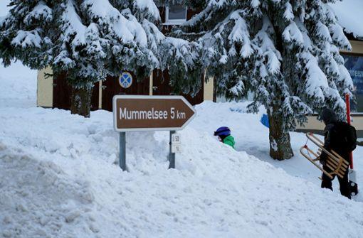 Wintersaison war fast Totalausfall für Orte in Baden-Württemberg