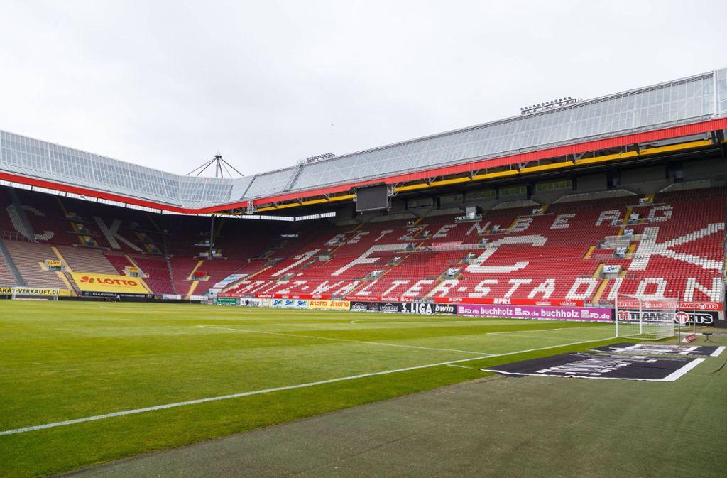 Der Betzenberg gehörte einst zu den gefürchtetsten Stadien in der Fußball-Bundesliga. Foto: Eibner-Pressefoto//Alexander Neis