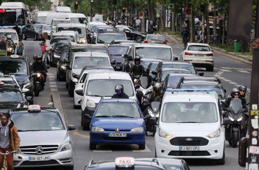 In Paris müssen die Autos bald draußen bleiben