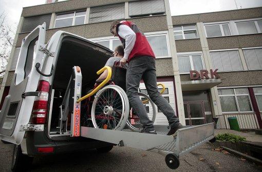 Rollitaxen sind in Stuttgart noch Mangelware