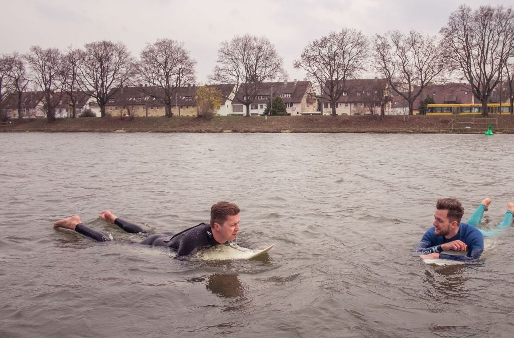Volker Seelmeier und Martin Jetter Foto: Lichtgut/Max Kovalenko