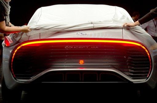 Die Zukunft des Autos soll sichtbar werden