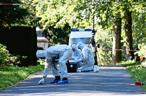 Polizei weitet Suche nach Hinweisen aus
