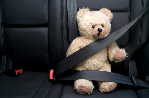 Kinder aus überhitztem Auto gerettet