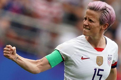 Darum ist die US-Amerikanerin das Gesicht der Frauen-WM