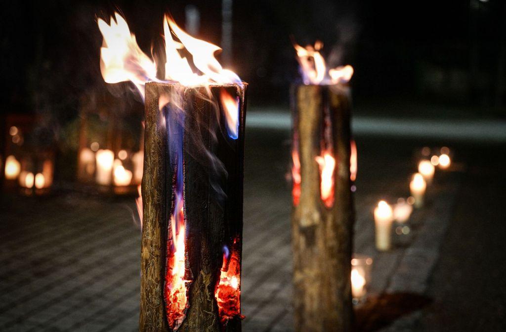 Schon im vergangenen Jahr war das erste Rietenauer Kulturfeuer ein großer Erfolg. Foto: Edgar Layher
