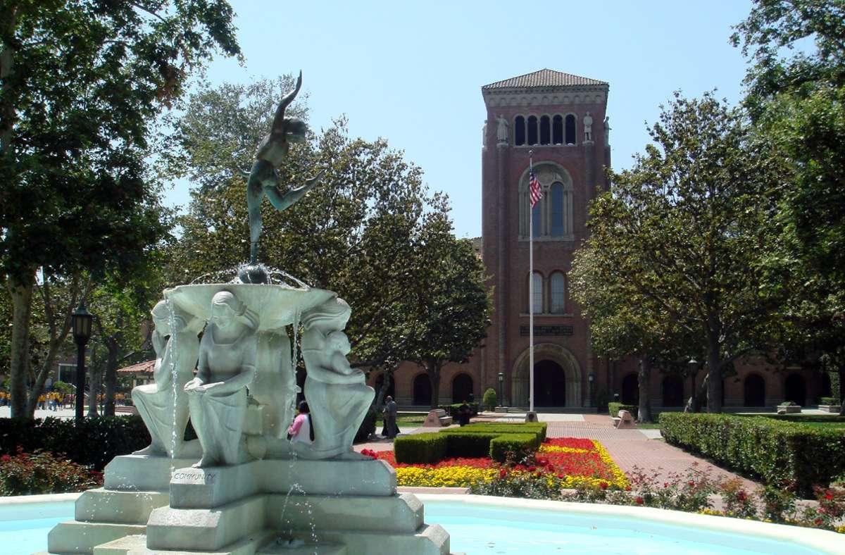 An dieser Universität soll sich ein Arzt an hunderten Frauen  vergangen haben. Foto: Wikipedia/Bobak Ha'Eri