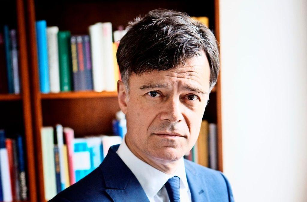Giovanni Maios ist Mitglied der Zentralen Ethik-Kommission für Stammzellenforschung der Bundesregierung.  Foto: Silke Wemet