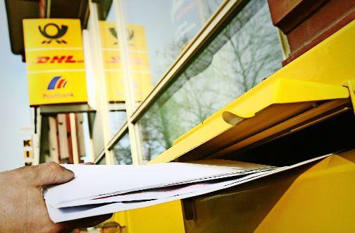 Postler unterschlägt Briefe