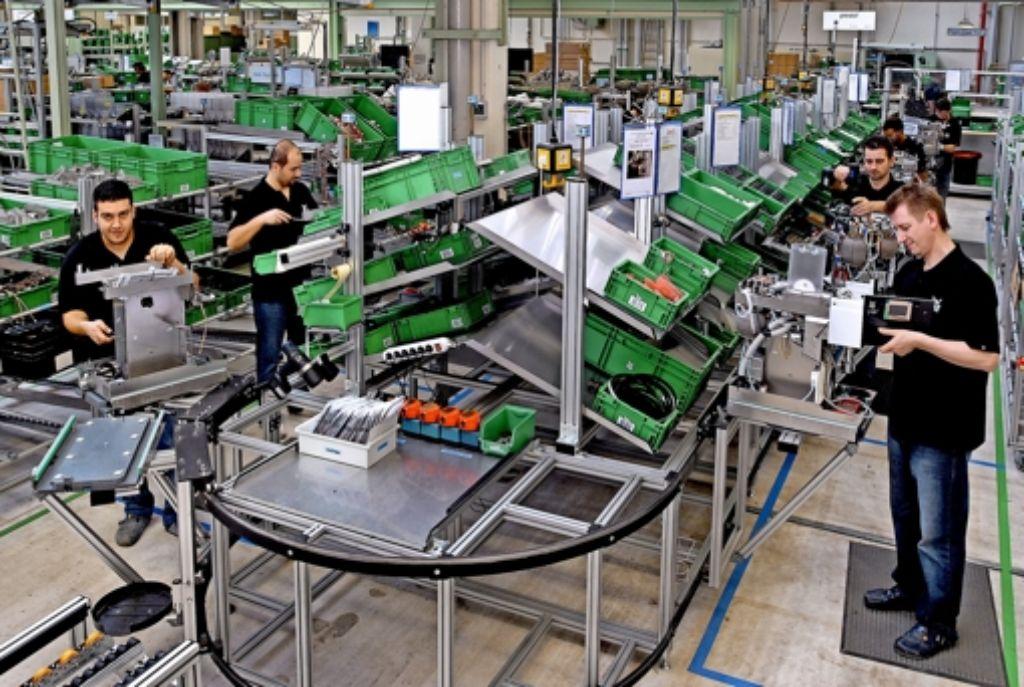 Die große Nachfrage nach Kaffeemaschinen aus Geislingen ist einer der Gründe für die gute wirtschaftliche Entwicklung bei WMF. Foto: dpa