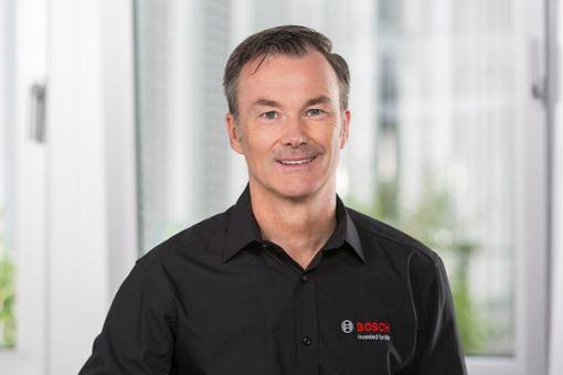 Claus Fleischer hat im Turbo-Modus die Sparte eBike Systems ganz weit nach vorne gebracht.