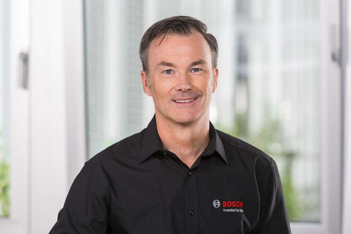 Claus Fleischer hat im Turbo-Modus die Sparte eBike Systems ganz weit nach vorne gebracht. Foto: Bosch eBike Systems