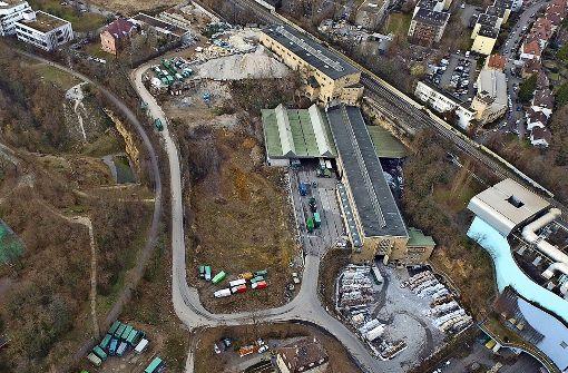 Neue Pläne für das Lauster-Areal