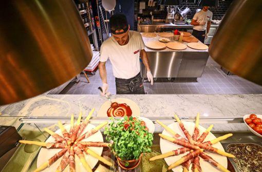 Restauranttest: L'Osteria in Ludwigsburg