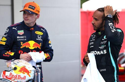"""""""Max Verstappen ist die Zukunft – aber Lewis Hamilton die Gegenwart!"""""""
