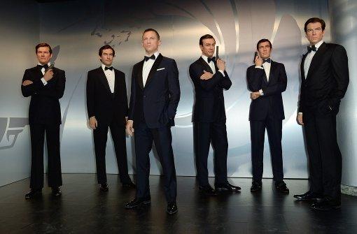 007 in Berlin – von Connery bis Craig