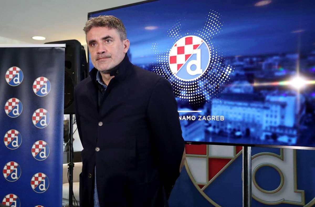 Zoran Mamic ist zu einer Haftstrafe verurteilt worden. Foto: imago images/Luka Stanzl
