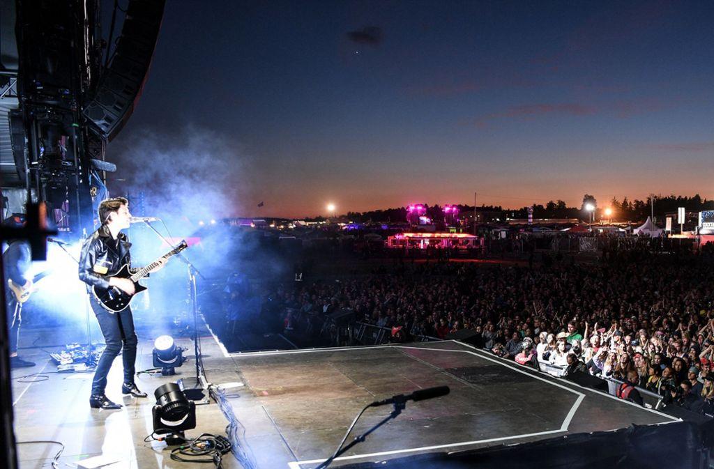 """Das """"Southside Festival"""" wird auch dieses Jahr wieder zahlreiche Fans anlocken. Foto: dpa"""