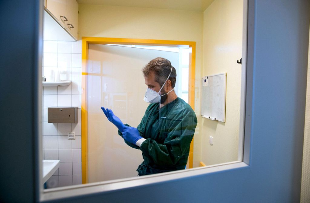 In Baden-Württemberg wurden am späten Sonntagabend vier weitere Corona-Infektionen bestätigt, damit steigt die Zahl auf 20.  Foto: www.imago-images.de