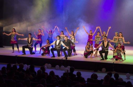 Junge Tänzer und der Weg zum Ruhm