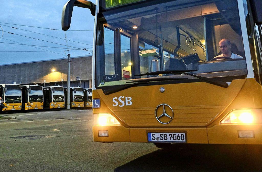 Um die mit dem Bündnis für Mobilität und Luftreinhaltung beschlossenen Ziele zu realisieren, sind mehr Busse notwendig. Foto: Lichtgut/Leif Piechowski
