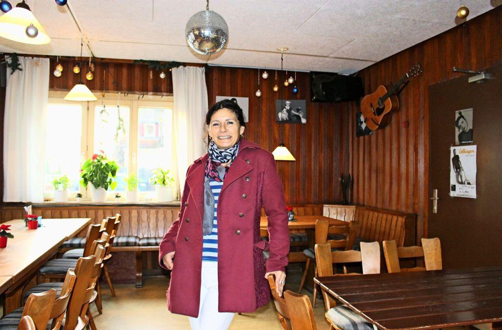 Silvia Forlano sagt, sie würde keine ihrer Aushilfen dazu verpflichten, an Heiligabend zu arbeiten. Notfalls macht sie es allein. Foto: Caroline Holowiecki