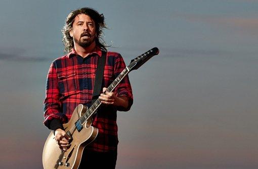 Foo Fighters sagen Europa-Tour ab