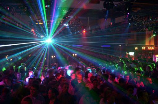 Stadt macht einen Club in Stuttgart dicht