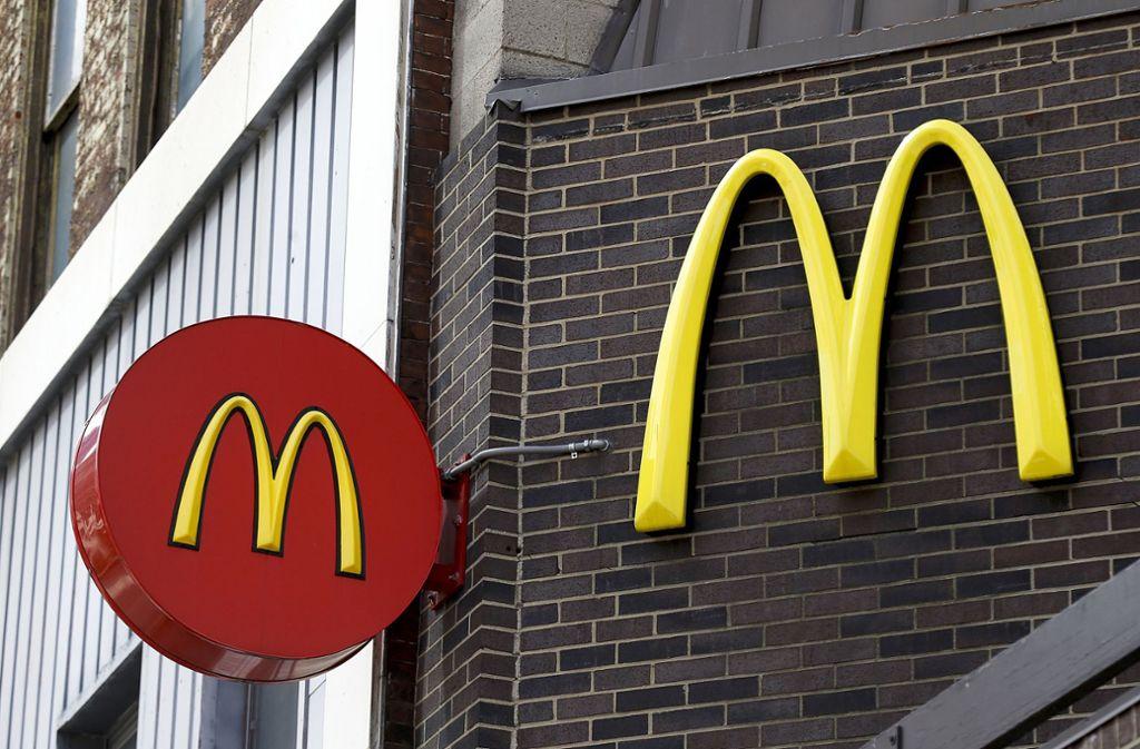 Bei McDonald's möchte man künftig offenbar mehr Wert auf den Umweltschutz legen. Foto: AP