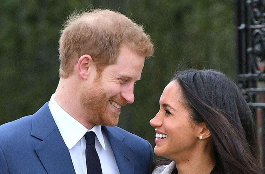 Prinz Harry ist wieder bei Meghan und Archie in Kanada. (Archivbild) Foto: dpa/Dominic Lipinski