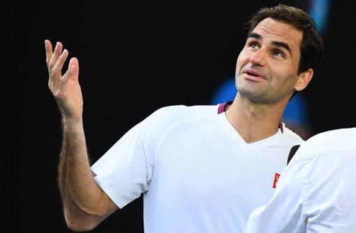 Wenn das Tennis-Match nicht enden will