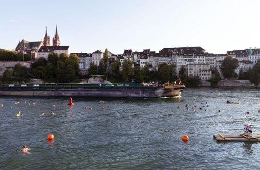 Bald auch im Neckar?