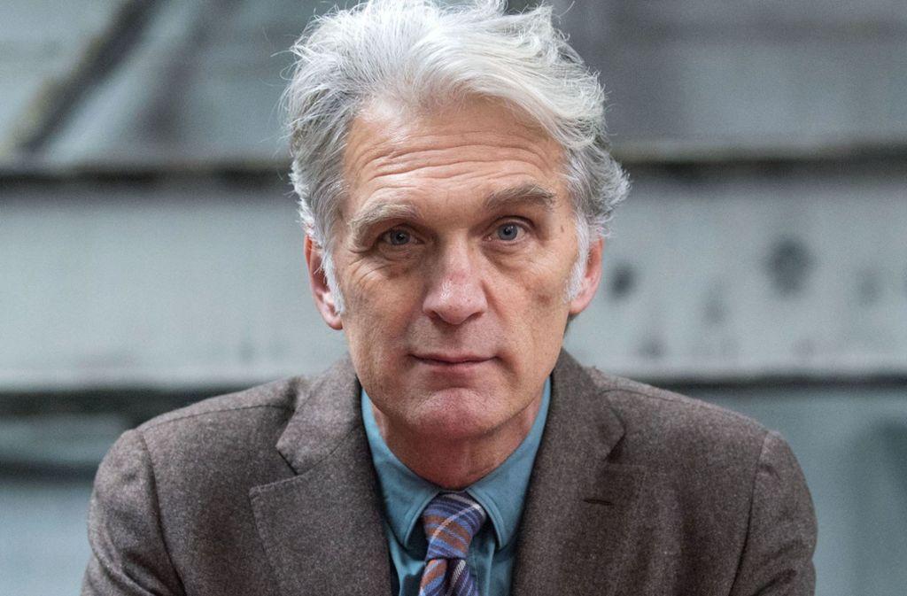 Walter Sittler ist in Stuttgart als Schauspieler wie als Gegner von S21 gleichermaßen bekannt. Foto: dpa