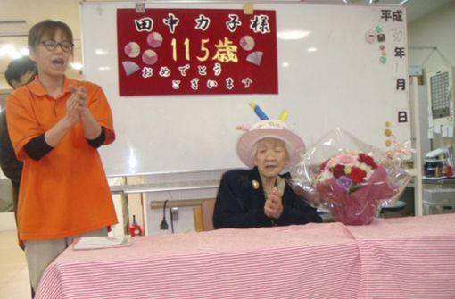 Ältester Mensch der Welt mit 117 Jahren gestorben