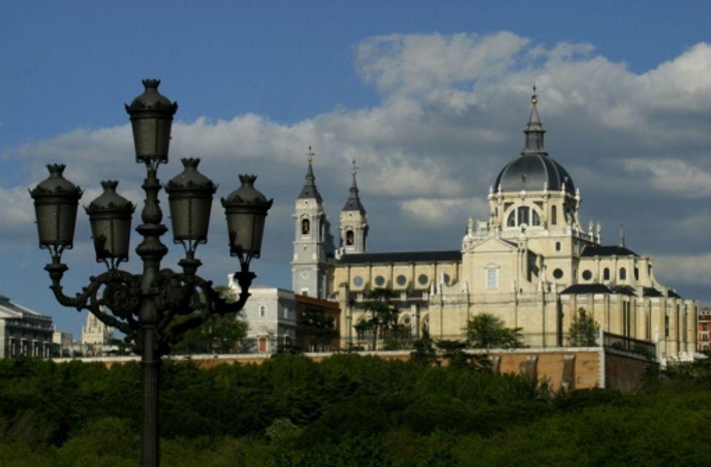 In Madrid geht die Suche nach den Gebeinen des Autors Cervantes los. Foto: AFP