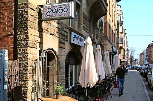 Gäste geben Kredit, um das Galao zu retten