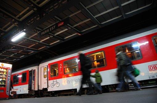 Nur die Deutsche Bahn sagt den Nachtzug tot