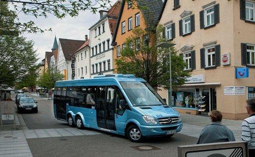 Der Citybus stößt auf Vorbehalte