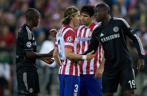 Chelsea ermauert sich bei Atletico ein 0:0