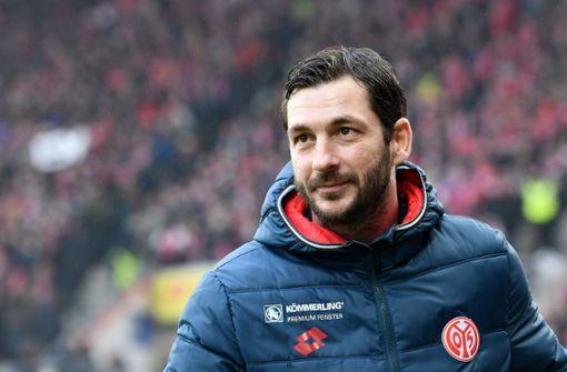 Trainer Sandro Schwarz verlängert bis 2022